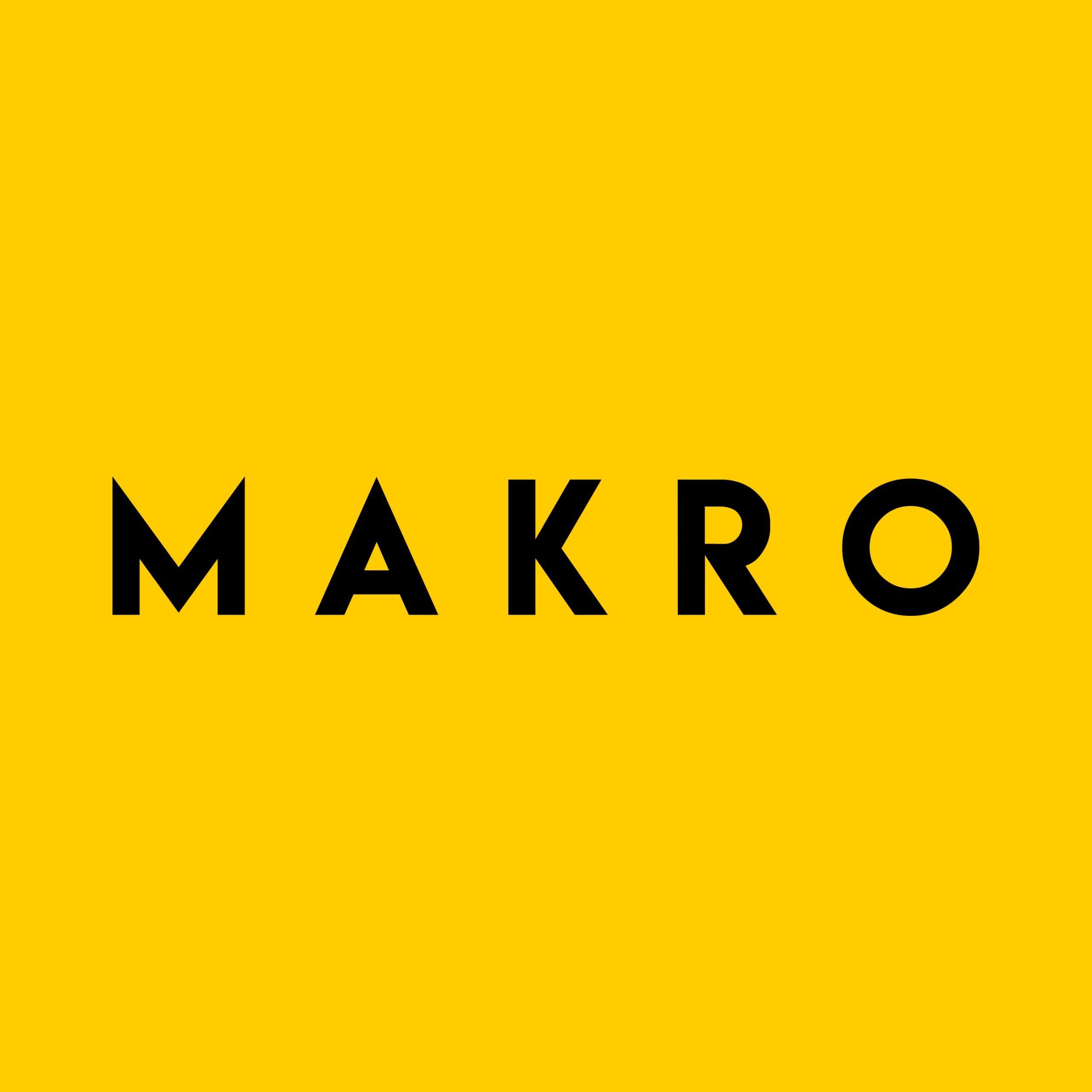 Makro Dergi Dijital Dergi Logosu